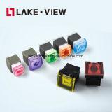Audio video interruttore magnetico di telecomando della strumentazione di telecomunicazioni