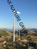 Низкий генератор ветра генератора постоянного магнита 7.5kw AC Rpm