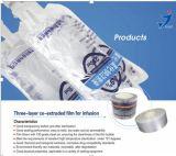 Film de coextrusion à 3 couches pour infusion médical / qualité injectable Haute qualité / prix bas