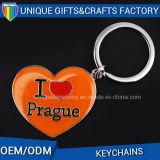 Metallo professionale Keychain di marchio dell'automobile bollato abitudine