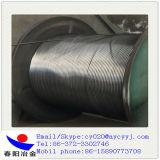 Casi in lega filo animato per la produzione dell'acciaio