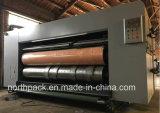 Impressão automática do flexo GSYKM410-2600 que entalha a máquina cortando