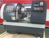 Qualität horizontale CNC-Drehbank mit vollem Metallschild für Reifen-Form (CK61100)