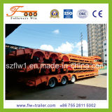 3axle Pesante-dovere Lowbed Semitrailer
