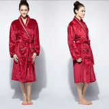 Bathrobe /Women ' s Coral Fleece Bathrobe der Dame