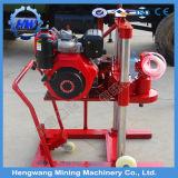 具体的なコア試すい機械(HW-20)
