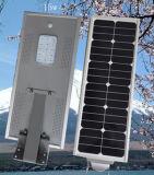 1つの太陽LEDの街灯の高品質の広いアプリケーション15Wすべて