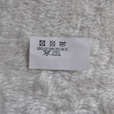 Оба Sides Printed Никакое-Woven Care Label с Wash Symbols