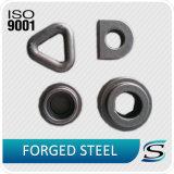 Ts16949 a certifié la pièce forgéee chaude de pièces faite d'acier de carbone/allié