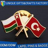 Perni di metallo unici personalizzati marchio del regalo dell'OEM
