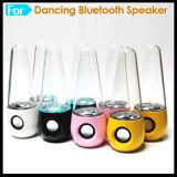 Haut-parleur duel de Bluetooth de l'eau de fonction neuve d'exposition avec le son puissant