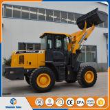 636 Rad-Ladevorrichtung der China-Aufbau-Maschinen-3ton