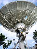 antenne de satellite duelle de forme de 9.0m Rx seulement