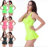 Vêtements de bain sexy chauds de triangle de femmes de bikini de mode