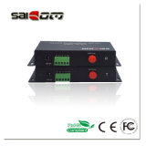 4CH Video + 1CH Data (RS485), Single Fiber, Digital Video Optical Converter