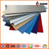 IDEABOND plus PVDF Aluminium Composite Panel (AF-408 Siver)