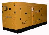 病院、213kVAスタンバイの出力のための低雑音のDoosandieselエンジンの発電機P086ti-1 240V
