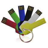 A melhor movimentação instantânea de venda do USB da chaveta de movimentação do USB do metal colorido