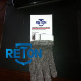 Resistant Stainless Steel Glove 또는 Hand Protection를 자르십시오