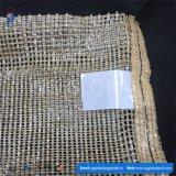 Бежевый мешок сетки швырка PP трубчатый