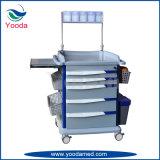 Krankenhaus und medizinische Produkt-Anästhesie-Notkarre