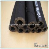 Fil DIN En856 4sp/boyau hydraulique spiralé en acier fabriqué en Chine