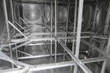 Tanks van het Water van het Lassen van het Comité van het roestvrij staal de Sectionele Sanitaire