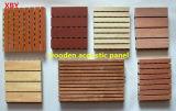 Painel de madeira do detetive do painel de teto do painel de parede do painel acústico