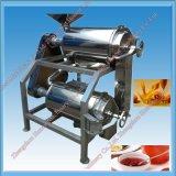 Machines chaudes d'encombrement de machine/fruit de pulpe de fruit de vente
