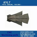 Pièces en aluminium de usinage de commande numérique par ordinateur de bonne qualité d'usine de la Chine