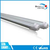 2015 luz caliente del tubo del alto brillo T8 LED de la alta calidad de la venta con precio competitivo