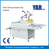 Máquina de estratificação da película semiautomática da alta qualidade Sfml-520 para o papel