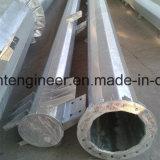 Heißes BAD Galvanisation-Stahl sich verjüngende Kraftübertragung Monopole Pole