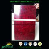 Переклейка бамбука пленки Brown Shuttering для конструкции