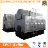 caldaie infornate vapore del carbone di legno 1ton in Cina
