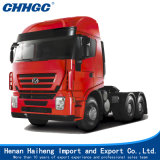 Het Hoofd van de Aanhangwagen van de Verzekering van de handel 6*4/de Vrachtwagen van de Primaire krachtbron/van de Tractor Hongyan voor Verkoop