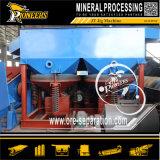 Goldförderung-Maschinerie-Schwerkraft-Trennung-Erz-Spannvorrichtungs-Goldwäsche-Maschine