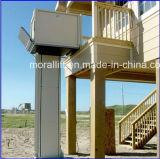 مصعد رخيصة بيضيّة/كرسيّ ذو عجلات هيدروليّة يتيسّر مصعد لأنّ عمليّة بيع