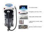 la máquina rápida del retiro del pelo de 10Hz IPL Shr opta tecnología del en-Movimiento