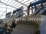 Hidrociclón de la clasificación de la arena para la planta de reciclaje de la arena