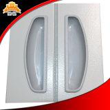 Casellario d'acciaio del portello di vetro dell'ufficio della strumentazione di laboratorio con buona qualità