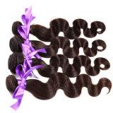Объемная волна волос влажной и волнистой девственницы Unprocessed человеческих волос бразильской девственницы ранга объемной волны 7A волос девственницы бразильская 3 пачки