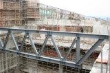 Materiales prefabricados de la construcción de edificios del almacén de la estructura de acero