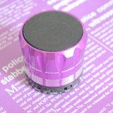 Mini haut-parleur en métal de haut-parleur de Bluetooth