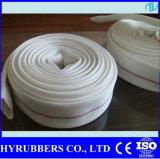 De alta presión de agua de aspiración y de descarga de PVC Layflat Manguera