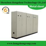 Fabrication personnalisée de plaques de machines à sous en métal