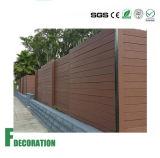 Revestimento da parede de WPC (composto plástico de madeira)