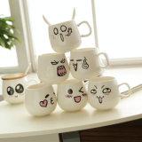 Tazza di ceramica del piccolo fumetto sveglio creativo bello dei mostri