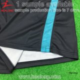Football Jersey de sublimation de teinture d'ajustement sec de Healong le plein