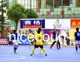 Material multi de la corte de Futsal del propósito, suelo de Futsal de la corte de los deportes (campeón/profesional)